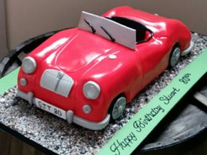 BirthdayCake-Car