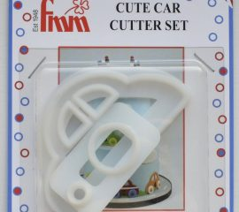 FMM Cutter Cute Car FMM-5