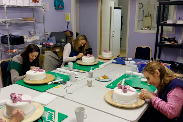 Putty Cakes Classes