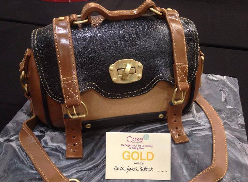 Edible Handbag cake